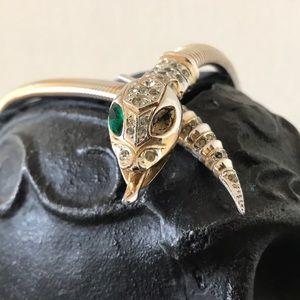 Vintage Coro Snake Necklace
